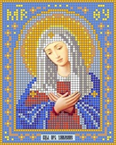 Набор-комплектация Богородица Умиление (Б-7)