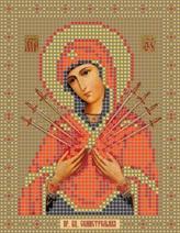 Набор-комплектация Богородица Семистрельная (Б-8)