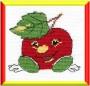 091 Красное яблоко