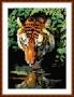 Мозаика на деревянной основе EZ 015