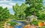 АЖ-1034 Лесная река