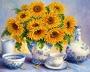 АЖ-1366 Солнечный букет