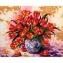 АЖ-318 Тюльпаны в вазе