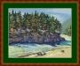 Канва 607-К с рисунком Пейзаж