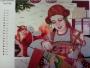 Канва с рисунком - холст Кукольный театр