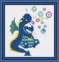 Дракончик с мыльными пузырями 048-Н